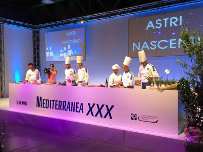 Mediterranea - show cooking